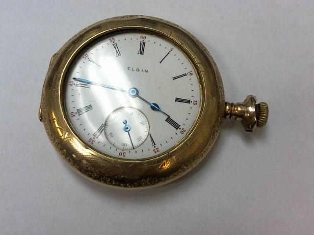 ELGIN WATCH CO Pocket Watch POCKET WATCH