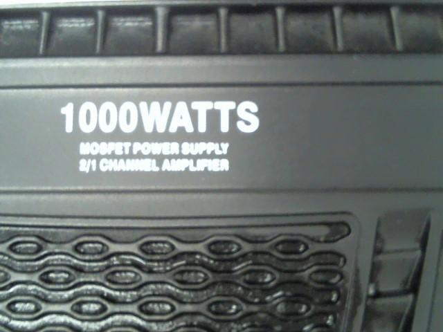 DUAL ELECTRONICS Car Amplifier XIA5600