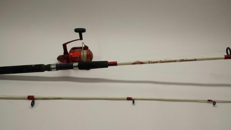 Tiger Shakespeare Fishing Pole