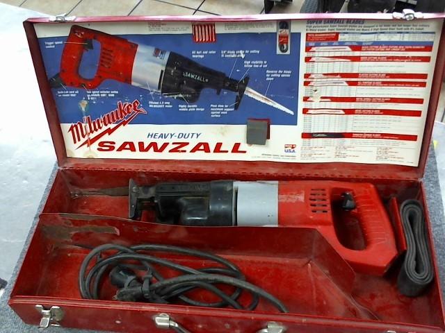 MILWAUKEE Reciprocating Saw 6507