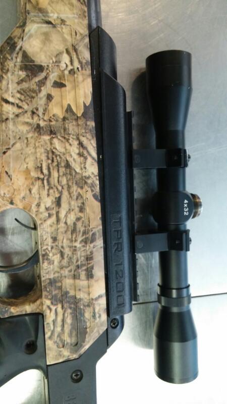BEAR RIVER Air Gun/Pellet Gun/BB Gun TPR 1200