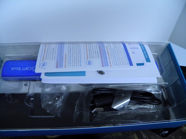 Iriscan Book 3 Mobile Scanner