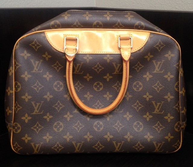 LOUIS VUITTON Handbag MONOGRAM DEAUVILLE HANDBAG