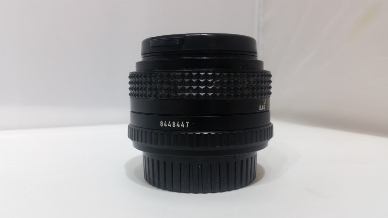 Minolta MD Rokkor-X 50mm 1:1.7 Japan 49mm Camera Lens