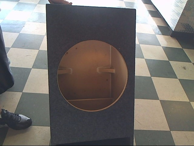 "Parts & Accessory 15"" SUBWOOFER BOX"