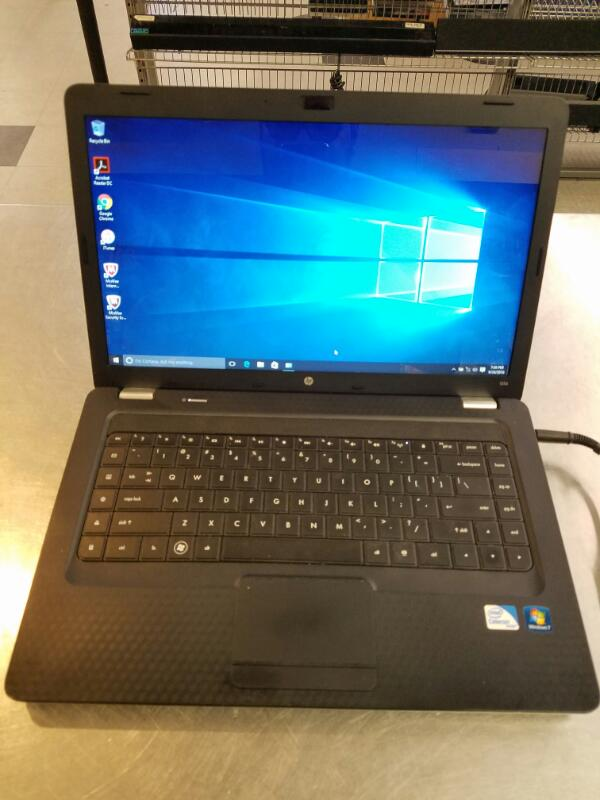 HEWLETT PACKARD Laptop/Netbook G56