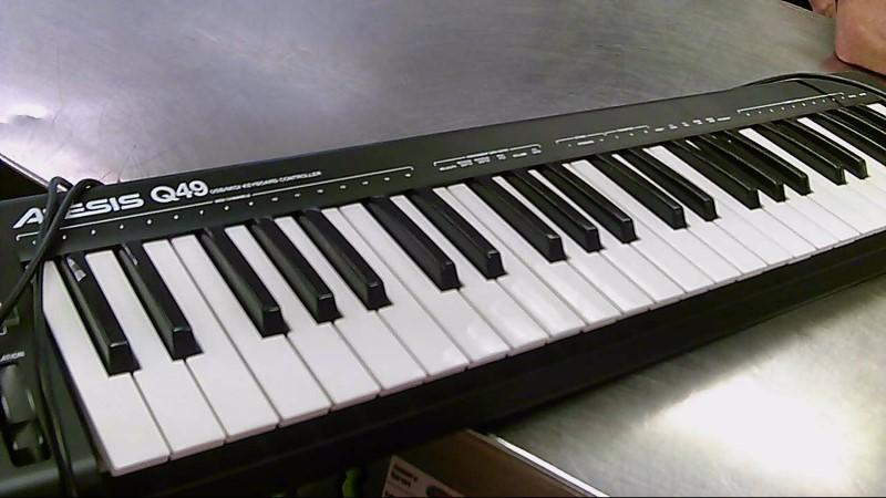 ALESIS USB/MIDI KEYBOARD CONTROLLER Q49