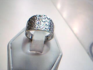 Lady's Silver Ring 925 Silver 6.2g Size:7