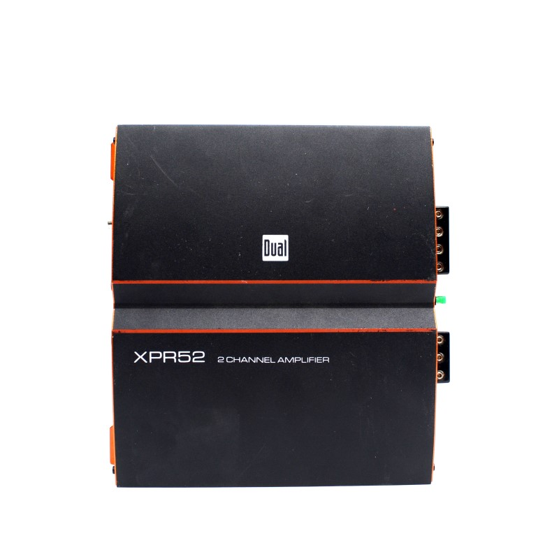 Dual Electronics XPR52 2 Channel Car Amplifier 400W Class AB>