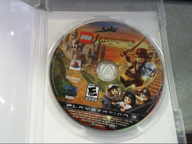 SONY PlayStation 3 Game LEGO INDIANA JONES 2