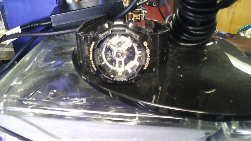 CASIO Gent's Wristwatch 5146 GA-110BR