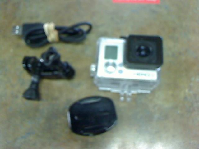 GOPRO Camcorder HERO 3 BLACK EDITION