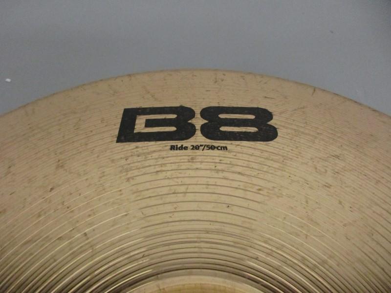 """SABIAN B8 20""""RIDE CYMBAL"""