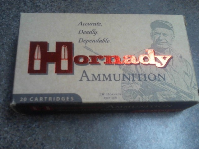 HORNADY Ammunition V-MAX 220 SWIFT