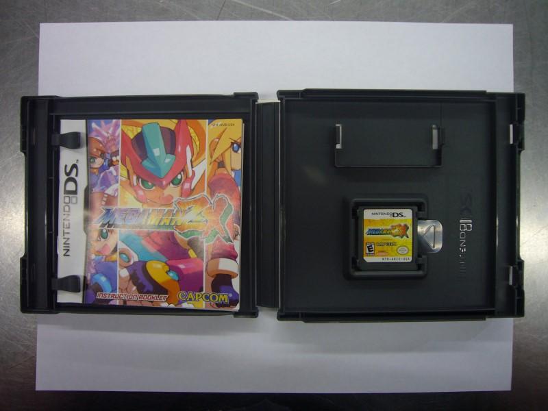 NINTENDO DS Game MEGA MAN ZX