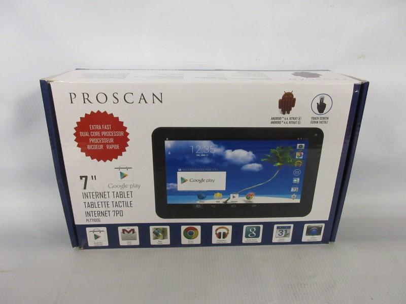 PROSCAN Tablet PLT7100G
