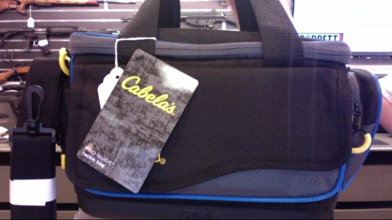CABELAS Fishing Tackle TACKLE BAG 024099938754