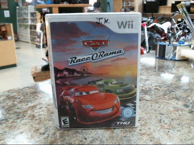 NINTENDO Nintendo Wii Game CARS RACE O RAMA