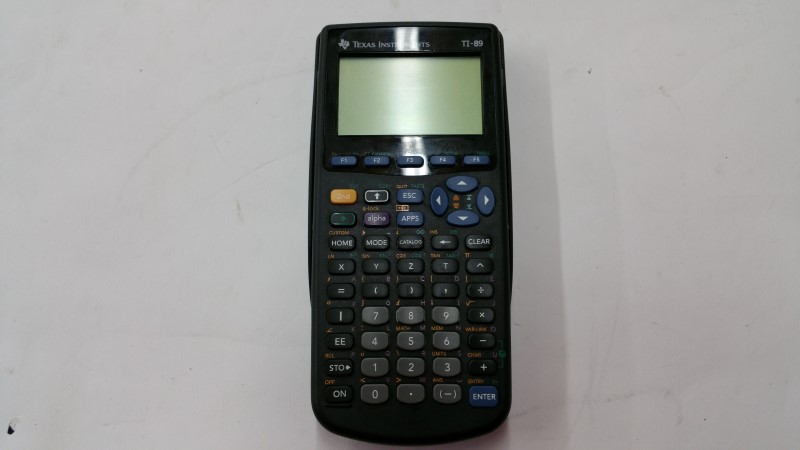 Texas Instruments TI-89 Calculator