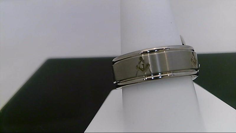 Gent's Titanium ring 5.4g size 9