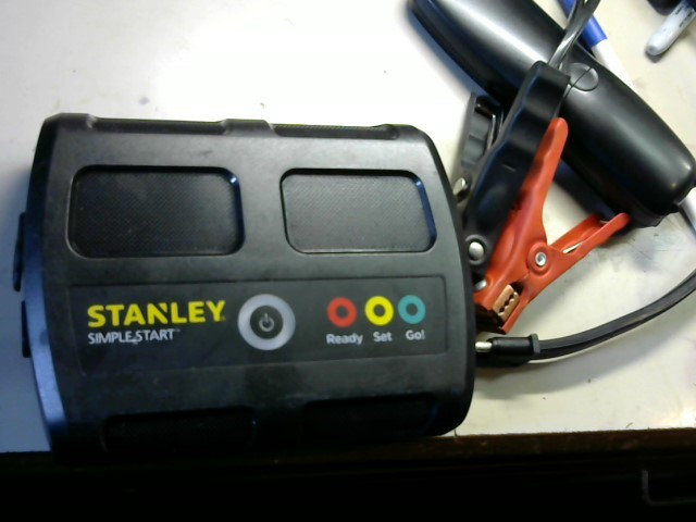 STANLEY Misc Automotive Tool SIMPLE START