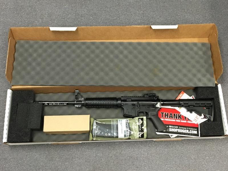 Ruger - AR-556 Rifle - 5.56/.223 Rem.