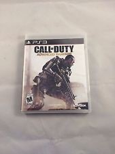 SONY PS3 CALL OF DUTY ADVANCED WARFARE