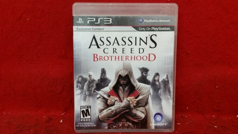Assassin's Creed: Brotherhood (Sony PlayStation 3, 2010)