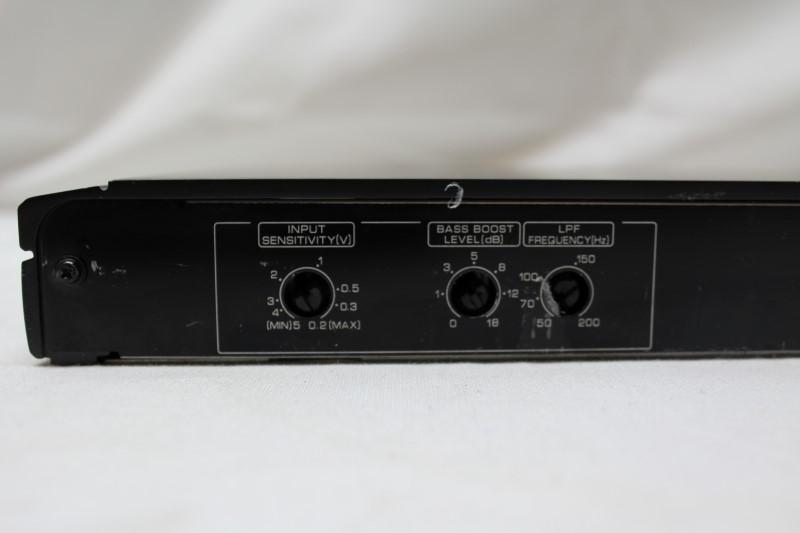KENWOOD Car Amplifier XR600-1