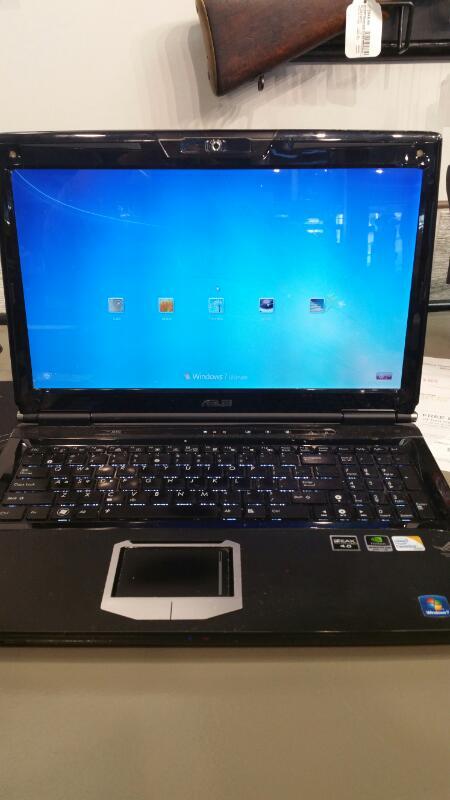 ASUS Laptop/Netbook G60V