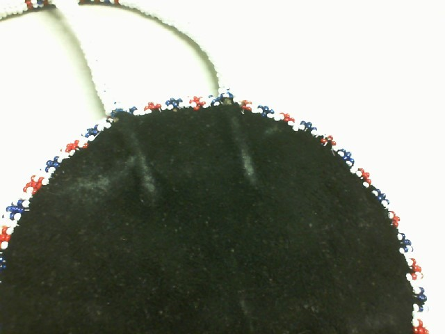 BEADED NATIVE AMERICAN NECKLACE