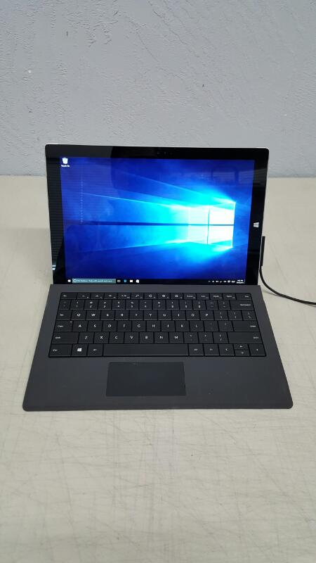 "Microsoft Surface Pro 3 (1631, Win 10, 12"", 256gb, 8gb, Core i5@1.9ghz)"