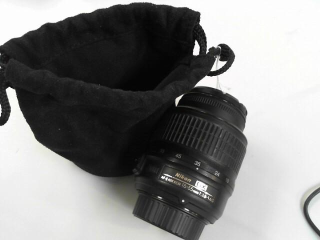 NIKON Lens/Filter AF-S NIKKOR 18-55MM