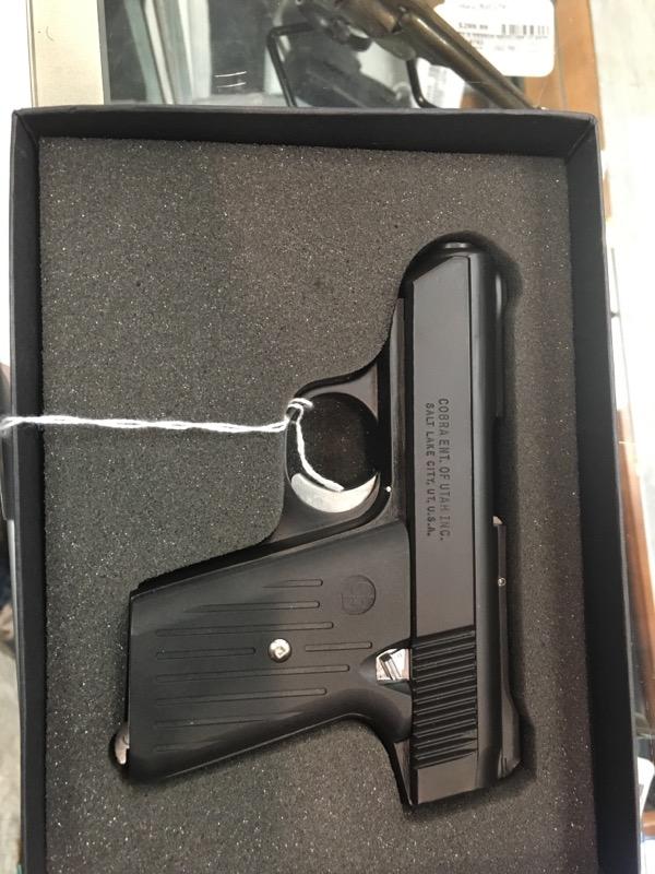 COBRA FIREARMS Pistol CA-380BB