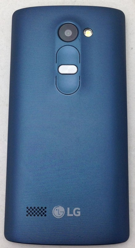 LG Tribute 2 LS665 - 8GB - Blue (Boost Mobile) Smartphone