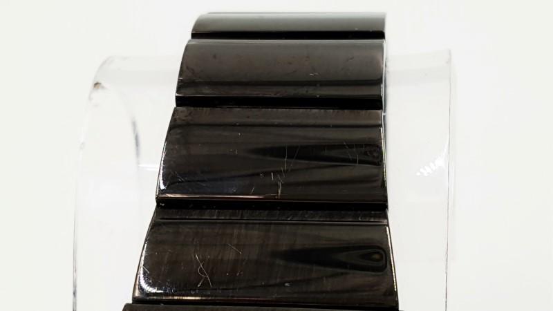 Seiko Men's SGEG21 Black Stainless Steel Quartz Watch