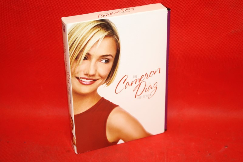 Cameron Diaz Celebrity Pack (In Her Shoes / There's Something About Mary / A Li