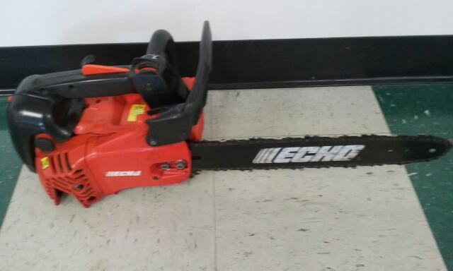 """ECHO 14"""" BAR 32.6 CC GAS CHAINSAW  ** IN STORE PICK-UP ONLY **"""