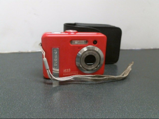 POLAROID Digital Camera I633