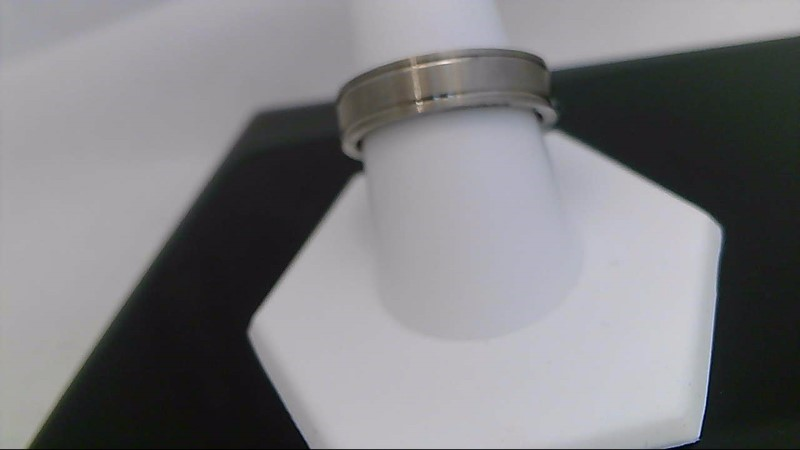 Gent's Ring  Titanium 3.5grams size 11