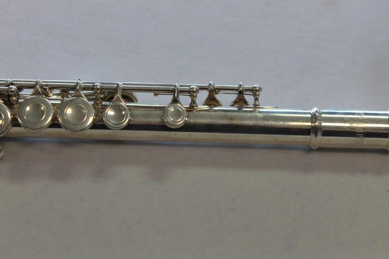Selmer Model Bundy Flute Band