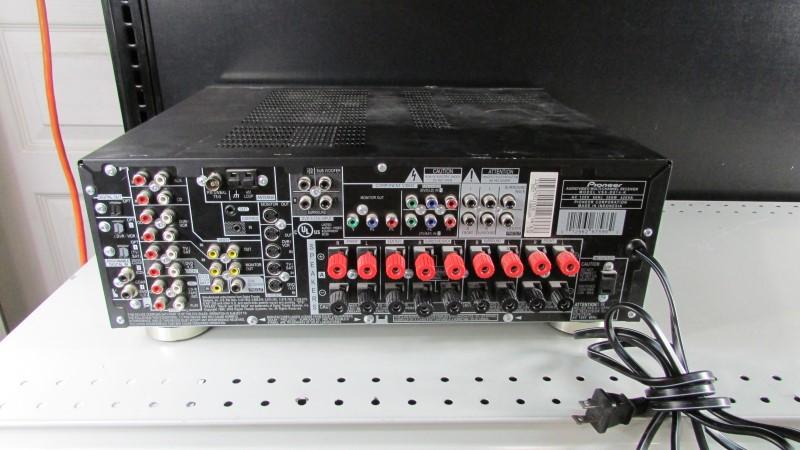 PIONEER ELECTRONICS RECEIVER VSX-D814-K