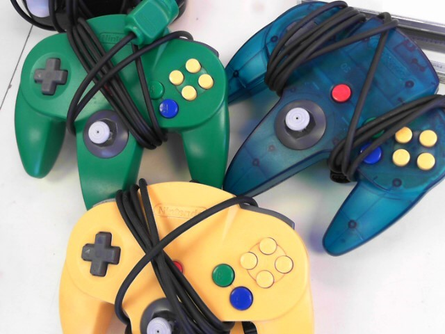 SUPERPAD Video Game Accessory NINTENDO 64 CONTROLLER