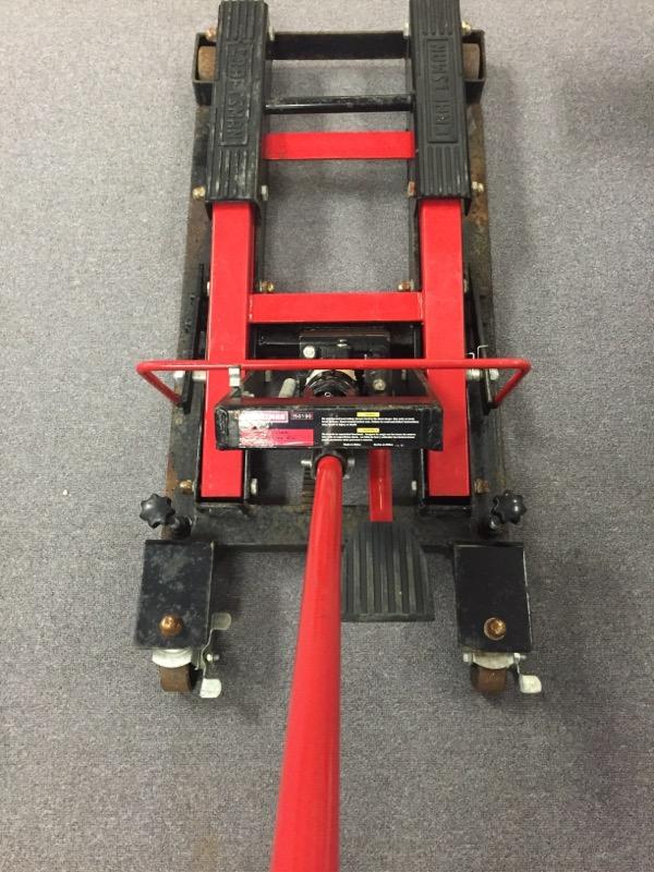 Craftsman Motorcycle/ATV Jack 950190