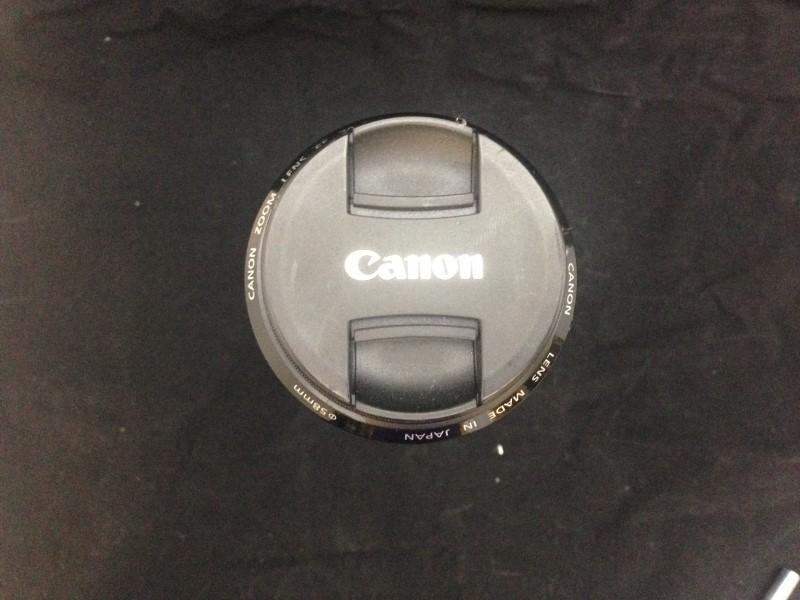 Canon Ultrasonic EF 70-300mm 1:4-5.6 IS USM Zoom Lens