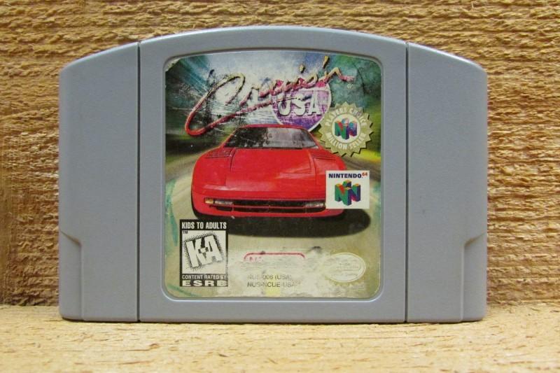 NINTENDO Nintendo 64 Game CRUIS'N USA