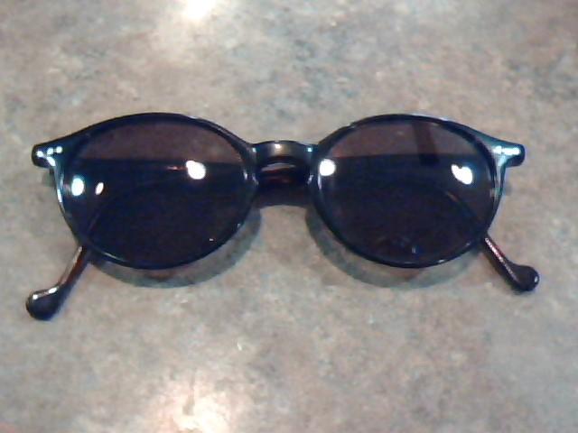 JEAN LAFONT Sunglasses VINTAGE LEOPARD EYEGLASSES GALA 50 380