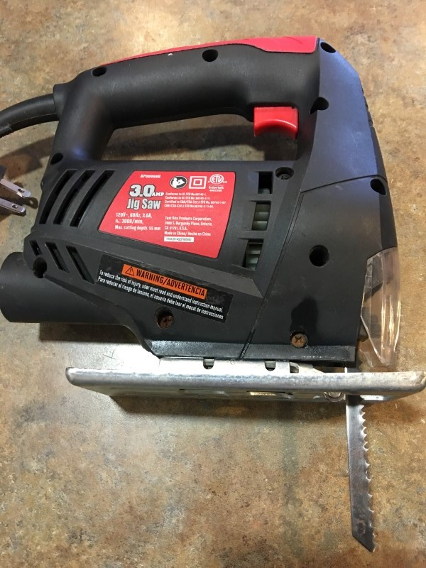 ULTRA STEEL Jig Saw AP00999G