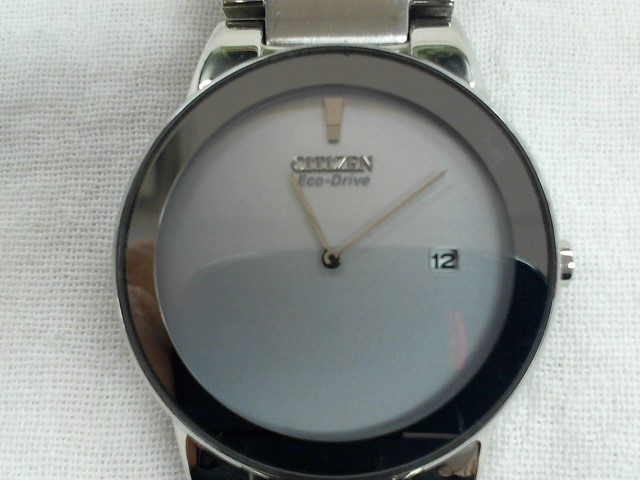 CITIZEN Gent's Wristwatch ECO-DRIVE GN-0-S-9