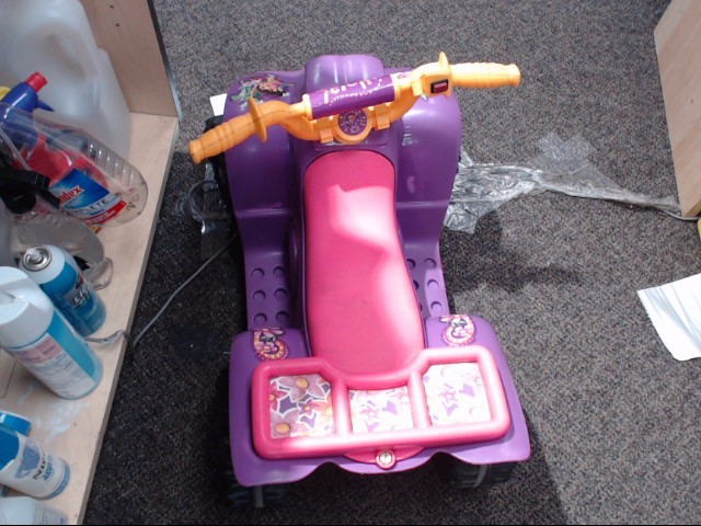 MATTEL Miscellaneous Toy POWER WHEELS DORA 00803-1288